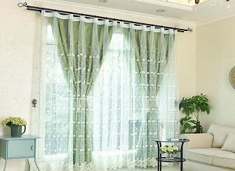 客厅窗帘如何搭配 窗帘搭配技巧