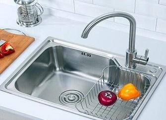 厨房水槽种类 水槽什么牌子好