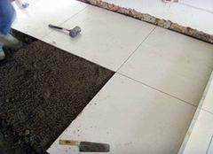铺地砖多少钱一平米 铺地砖水泥沙子用量多少