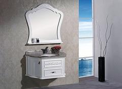 浴室柜用什么材质的好 橡木卫浴柜多少钱