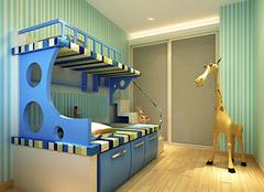 8平米儿童房装修设计 小面积儿童房装修技巧