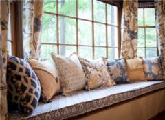 飘窗垫用什么材料好 飘窗垫一般多厚合适