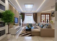 三室两厅装修要多少钱 三室两厅设计方案