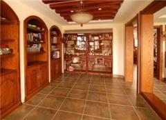 客廳地磚留縫多大合適 客廳地磚裂了一道縫怎么補救