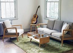 客厅地毯什么样的好 地毯什么颜色好看
