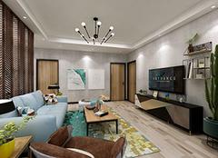 120平的房子装修大概多少钱 大户型适合装什么风格
