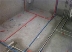 厨房水电安装尺寸标准 装修厨房水电注意事项
