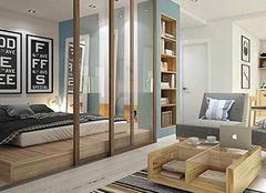 卧室推拉门价格 卧室推拉门尺寸