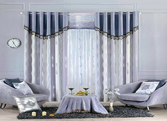家居窗帘怎么选 如何搭配窗帘颜色