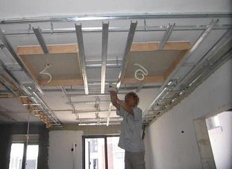 轻钢龙骨吊顶材料怎么算 轻钢龙骨价格多少一米
