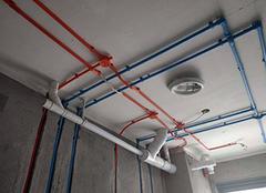 2018家装水电材料报价表 室内水电安装步骤