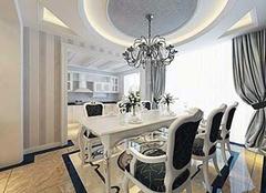 餐厅吊灯安装方法 餐厅吊灯安装高度