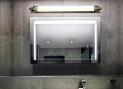卫生间壁灯怎么安装 卫生间壁灯安装高度