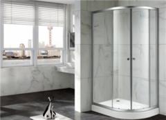 弧形淋浴房好吗 弧形淋浴房尺寸怎么量