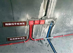 水电走线开槽和不开槽哪个好 家装水管走顶是错误的
