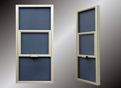 纱窗怎么安装到轨道上 隐形纱窗怎么安装