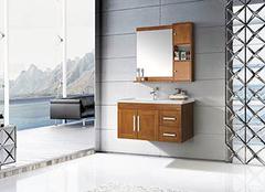 卫生间浴室柜尺寸多少合适 浴室柜什么颜色比较好
