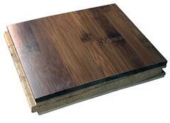 竹地板和木地板哪个更好 竹地板结构