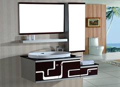 浴室面盆怎么安装 浴室面盆安装高度