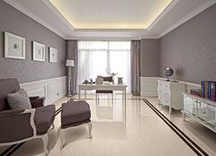 客厅铺贴瓷砖好吗 客厅铺什么瓷砖好