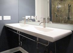 卫生间面盆3大种类分析 卫生间面盆高度