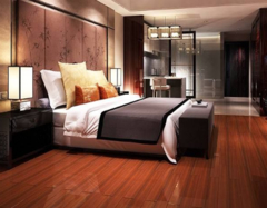 卧室地板什么颜色好 卧室地板安装方向