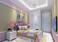 卧室装修墙面颜色搭配 卧室装修需要多少钱