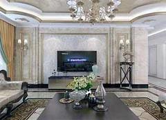 釉面砖好还是抛光砖好 客厅选什么样的瓷砖好看