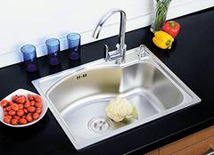 水槽什么牌子好 品牌水槽为什么那么贵