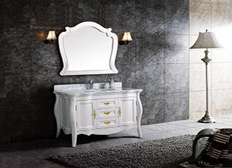 面盆卫浴柜怎么选 面盆卫浴柜安装高度