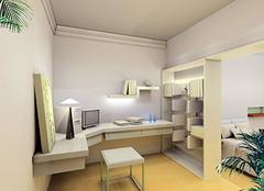 4平米小书房装修 4平方小书房装修风格