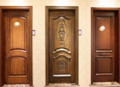 原木门和实木门的区别 一般原木门价格是多少