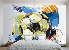 手绘墙纸有前景吗 手绘墙纸的价位