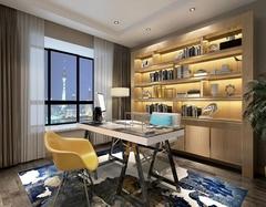 房间如何改造成书房 书房装修风格哪种好
