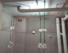 卫生间水电改造费用 卫生间水电定位尺寸