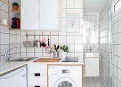 厨房要做干湿分离吗厨房干湿分离效果图