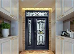 安装入户门有什么讲究 入户门朝向的风水禁忌