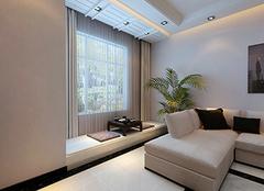 客厅有飘窗如何装修 飘窗台面用什么材料好