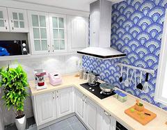 厨房吊柜用什么材料好 厨房吊柜多少钱一米