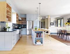 装修开放式厨房好吗 开放式厨房装修贵吗