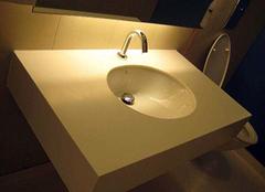 洗手�_面用什麽材料好 洗手□�_面高度