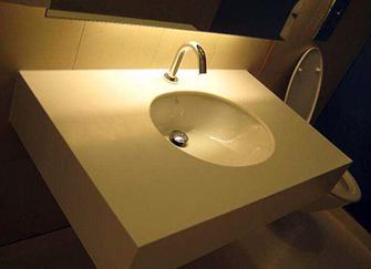 洗手台面用什么材料好 洗手台面高度