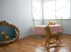 儿童房地面用什么材料 儿童房地面铺什么环保