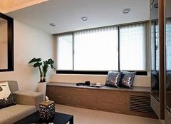 客厅有飘窗怎么装修 飘窗装修用什么材料好