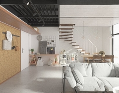 loft公寓好装修吗 loft装修多少钱一平米