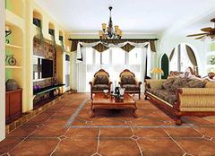 客厅铺仿古砖很后悔 仿古砖用什么清洗剂好