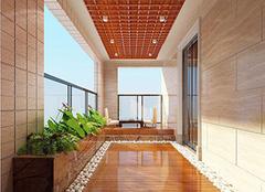 阳台吊顶材料有哪些 阳台吊顶后怎么装衣架