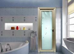 卫生间门用什么材质好 卫生间门洞标准尺寸