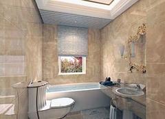 卫生间小怎么装修 卫生间改造要多少钱