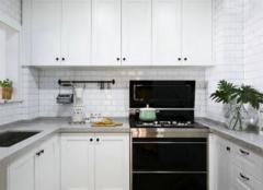 厨房墙壁用什么材料好 厨房墙面防水高度规范